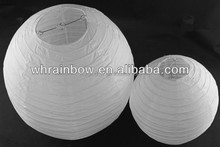 plain white Chinese paper lantern different sizes available