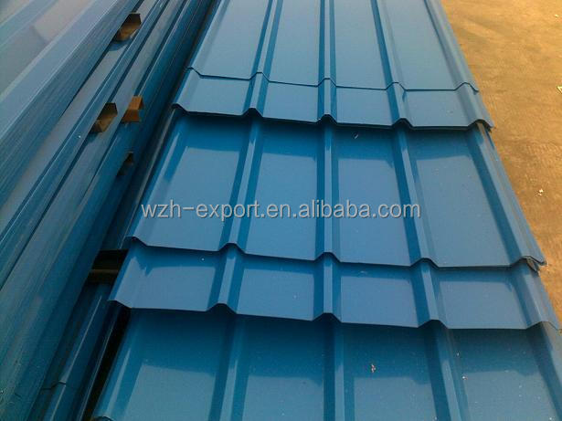 cheap galvanized metal roofing