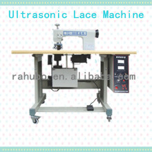 China ultrasonic lace sewing machine Ultrasonic ibbon cutting machine industrial sewing machine