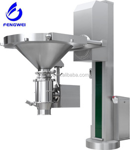 Model NTFZ-1000 Pharmaceutical Equipment for Material Transferring and Granulating