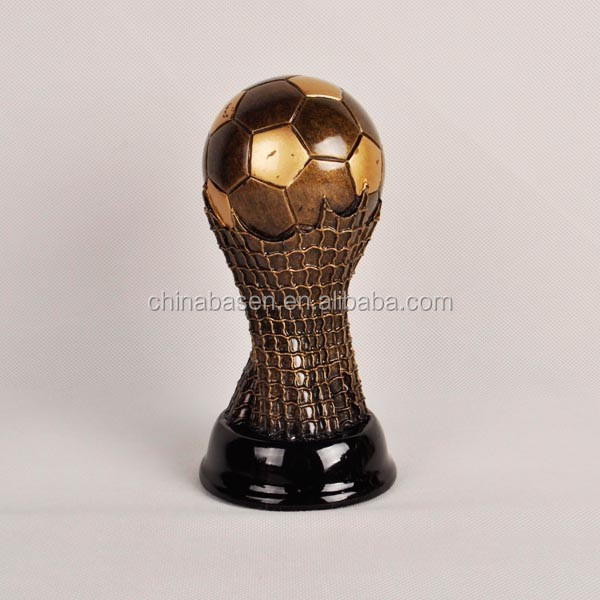Resin trophy cup sports souvenir home decoration