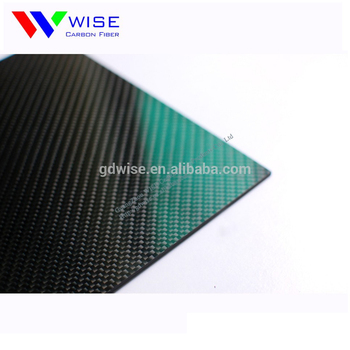 New product plain carbon fiber flexible sheet high quality carbon fiber sheet for customized