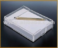 4 x 6 Acrylic Note Pad Holder