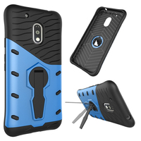New hot Super popular brands PC + TPU bumper protective Hard back case for Motorola moto G4 paly case