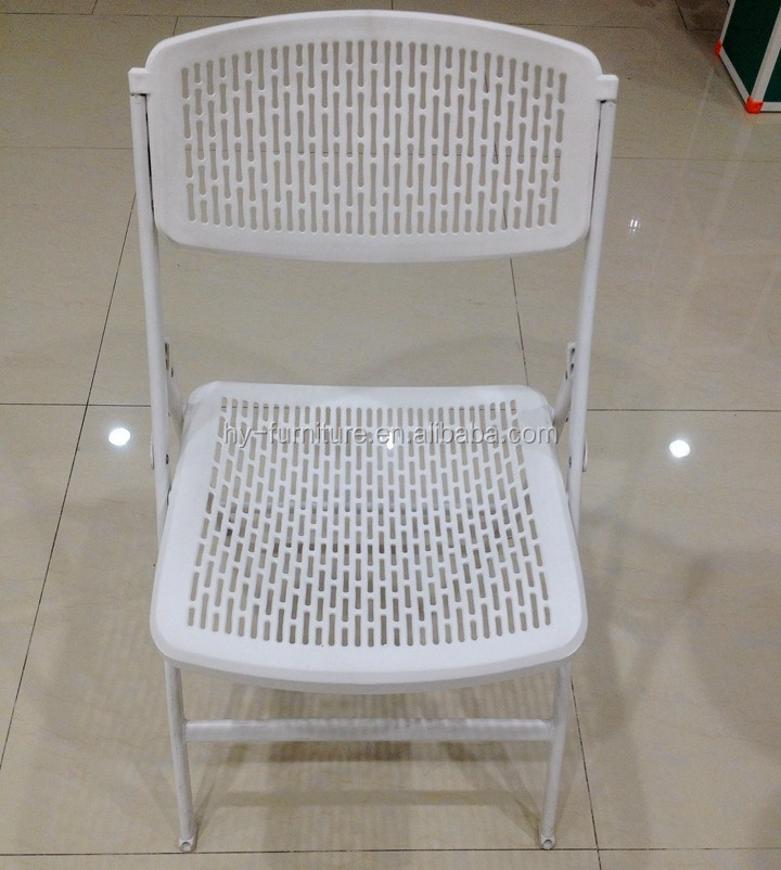 Folding chairs with metal legs HYH-9020