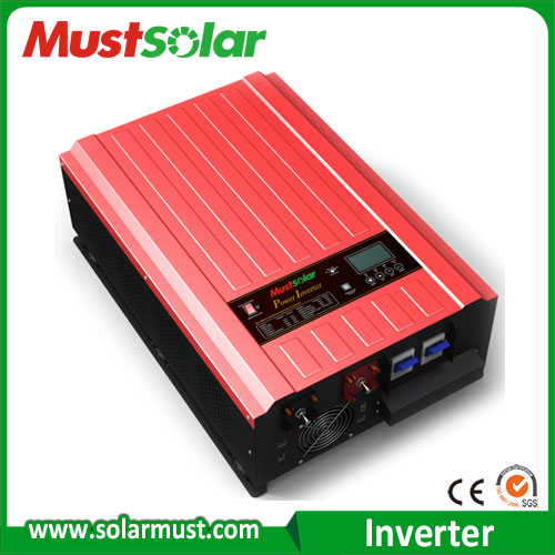 Input Voltage 230VAC Solar Power High 88% Efficiency Airconditioning Split Inverter