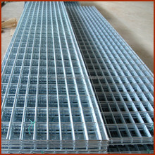 Concrete welded wire mesh size