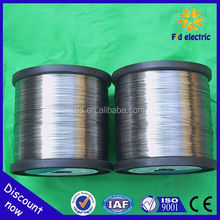 Leading manufacturer nickel chrome wire 80 20 with stable resistance