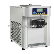 Soft corn tube ice cream machine /corn puffed machine/corn puffed machine for ice cream/