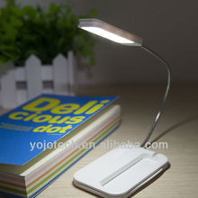 LED rechargeable book light