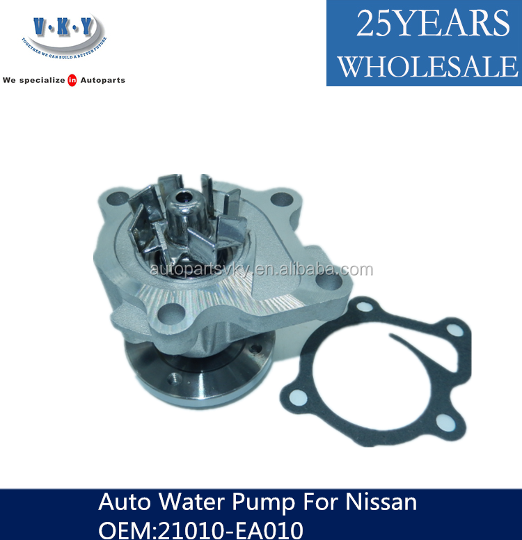 21010-EA010 Auto Water Pump For NISSAN