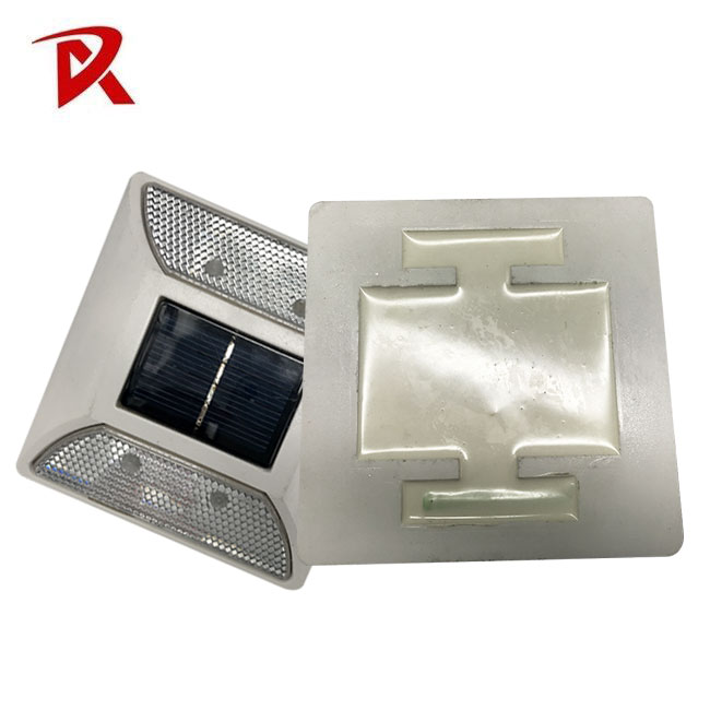 Solar LED Cat Eyes Reflective Aluminum Road Studs