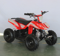 Hot sell off road four wheeler polaris atv 50cc for kids