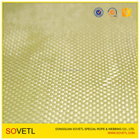 Kevlar aramid fiber fabric for sale plain weave