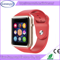 2015 wholesale Bluetooth smart watch with phone call function M1 (A1) moto 360 smart watch