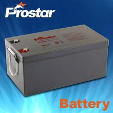 12V 250AH Gel Battery With High Quality Suitable For Solar System