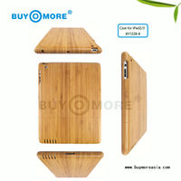 2014 creative high quality bamboo business case for ipad 3