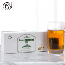 Chinese colon cleansing detox tea private label herbal laxative tea