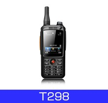 Inrico T298 WIFI sim card intercom transceiver <strong>mobile</strong> <strong>phone</strong> wcdma walkie talkie