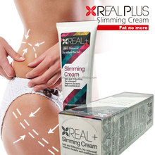 Removing cellulite REAL PLUS botanical slimming soft gel