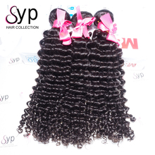 Grade 8a Brazilian Curly Virgin Hair Weaves, The Best Hair Vendors, Extensiones De Pelo Natural Remi