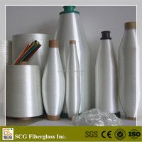 Provide yarn for yarn importers , Hot High Silica e-glass fiber yarn , fiberglass knitting yarn