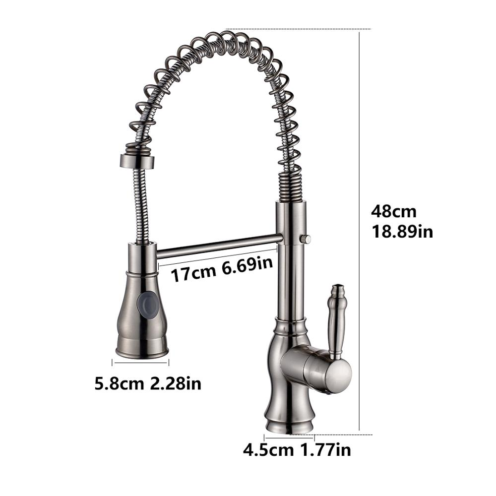 European style flexible hose for locks kitchen faucet