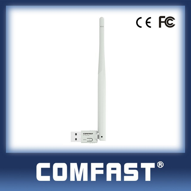 COMFAST CF-WU755P150Mbps Wireless Usb Adapter, Professional Wifi Factory Wifi Adpater, Best 3G Dongle