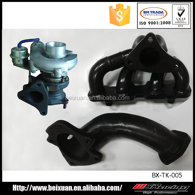 TD04 Turbo kit for toyota starlet 4efte <strong>engine</strong> ep82 ep91 turbocharger