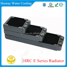 120mm 40mm thickness copper cpu water cooler