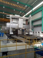 7 Axis Machining 5 Face Machining Capability For Max450T , 50X8X7M