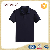 Free Sample High Quality Branded Blank Soft Custom Mens Polo Shirt