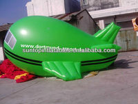 inflatable advertising blimp/zeppelin with good quality