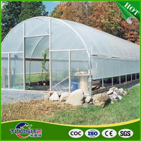 2016 customized stylish plastic greenhouse covering film