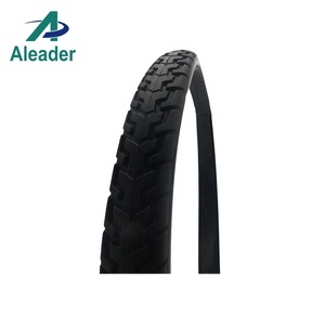 24x1.5 Solid Bicycle Tyre Puncture Proof Tires From Chinese Tire Manufacture