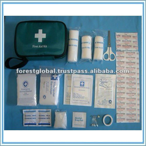 First Aid Kit/Outdoor Survival Bag/Emergency Case