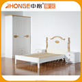 Luxury High Quality Wood Beds Melamine Bedroom Furniture