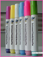 multi color marker pen , glass marker , white ink pen