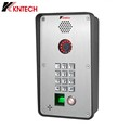 KNTECH Outdoor Fingerprint Video Intercom Access Control System SIP VoIP Video Doorphone KNZD-58