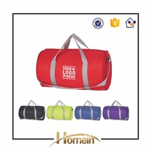 2017 Best Selling 600D Gym Bag, custom Barrel bag, travel duffle bag