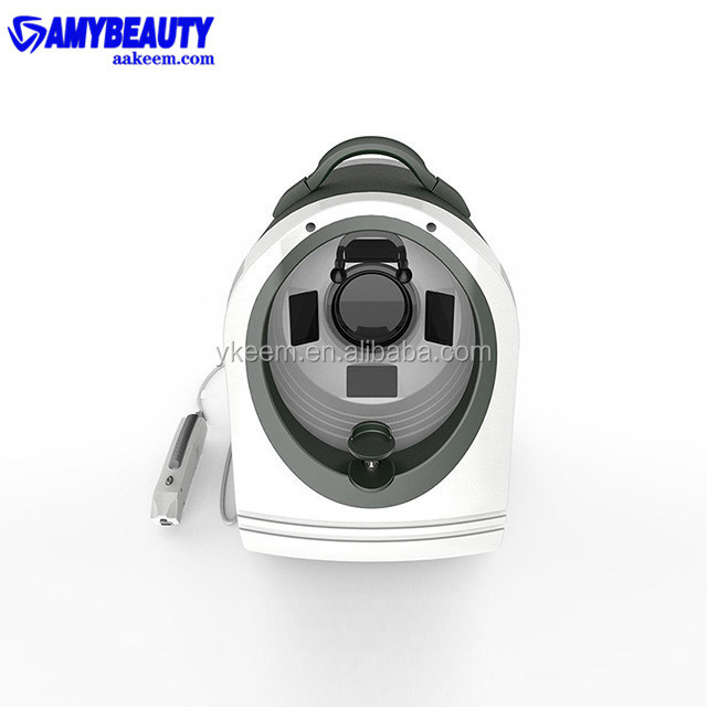 Home use facial skin analyzer machine portable skin care analyzer machine