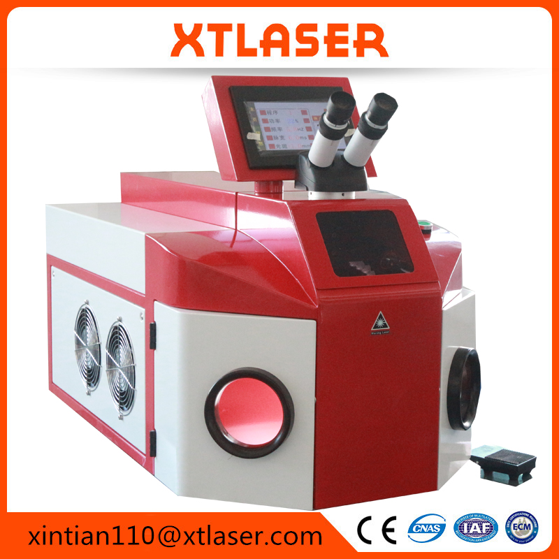 High Frequency Portable Cheap Jewelry Laser Welding Machine