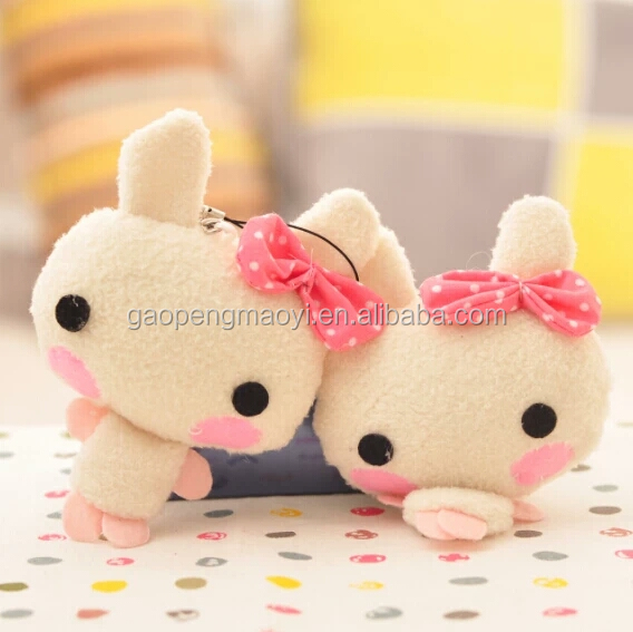 Custom Small Animals Toys plush keychain Wedding,Gift dog Teddy bear