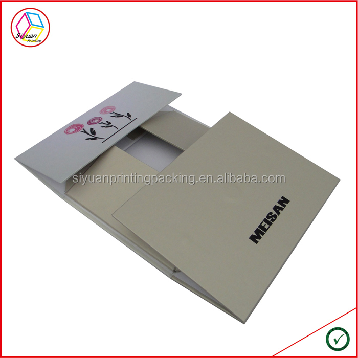High Quality Small Wholesale Foldable Paper Box