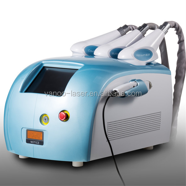 ultrasonic vacuum cavitation vacuum rf slimming beauty equipment