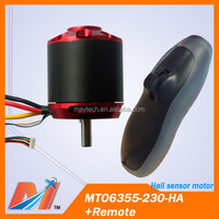 Maytech 10% Off 6355 230 KV Motor Engine and Remote Control for Electric Off Road Skateboard