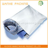 Colored envelopes printing plastic bag with self-stick for mailing products