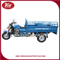 2016 Good Guangzhou Factory Alibaba China Kavaki High Quality 250cc New Cargo Use Three Wheel Motorcycle/ Tricycle Supplier