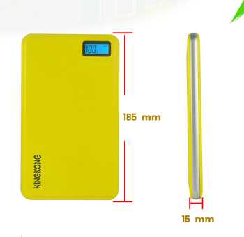 hot sell high quality 20000mah power bank for mobile phone/Tablet pc