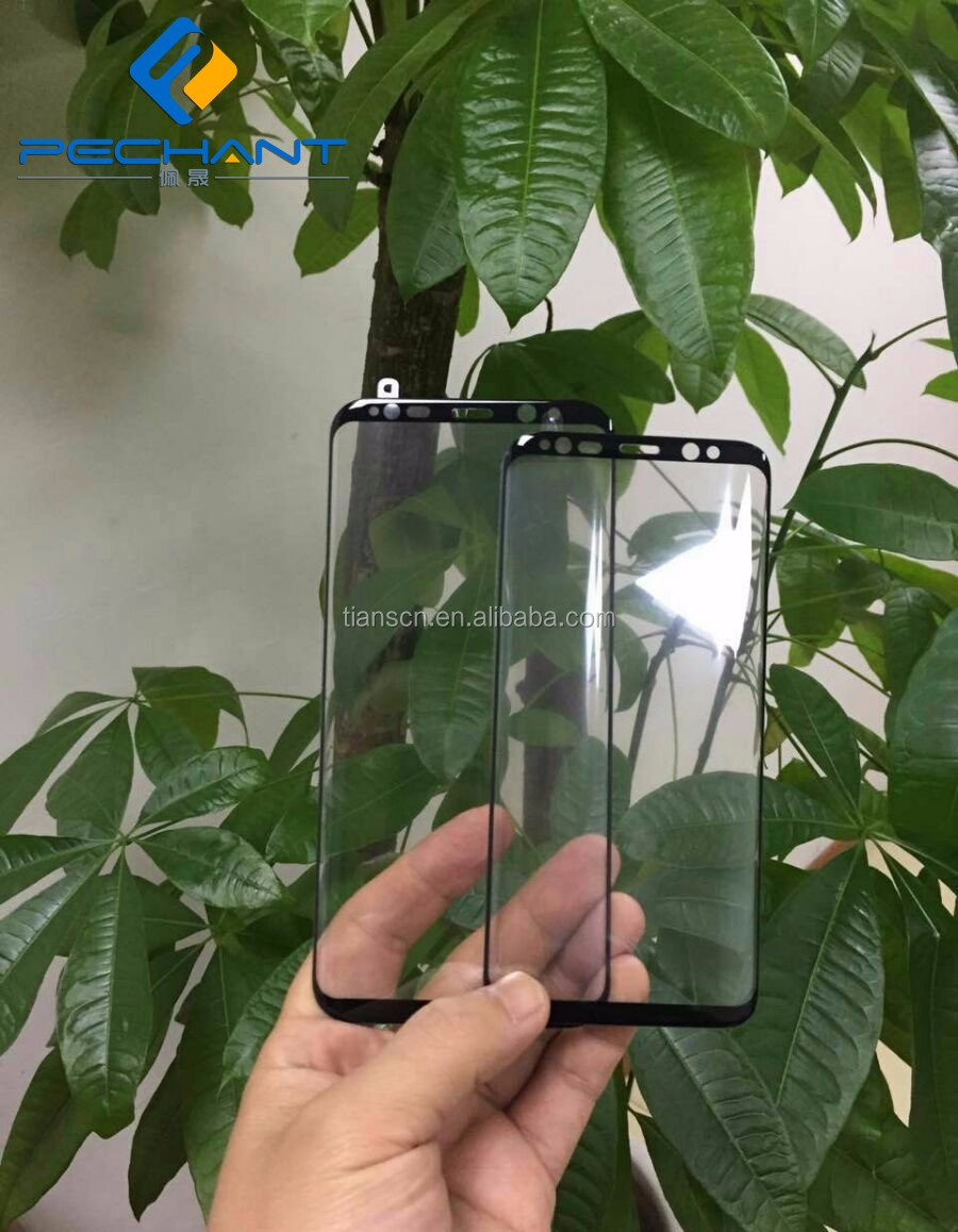 New Design 3d screen protector for samsung galaxy s8 plus